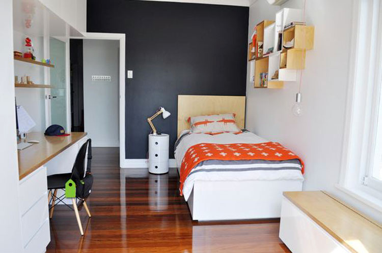- Diviser une chambre en deux ...