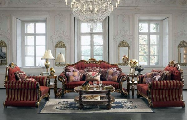 Amazoncom Victorian Living Room Furniture